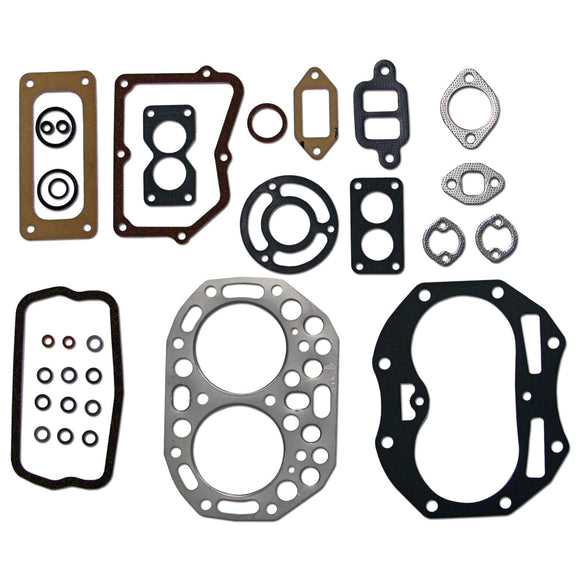 Valve, Ring & Cylinder Replacement Gasket Set (Rebore gasket set) - Bubs Tractor Parts