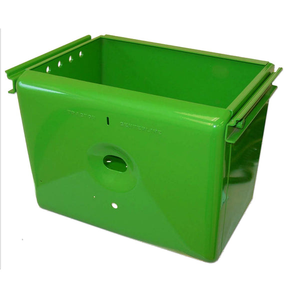 Battery Box With Dimple - Bubs Tractor Parts