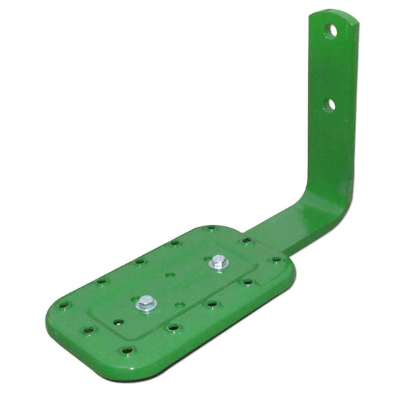 Step & Bracket Assembly -- Fits Many John Deere Models - Bubs Tractor Parts