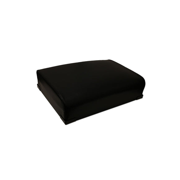 Bottom Seat Cushion, Black - Bubs Tractor Parts