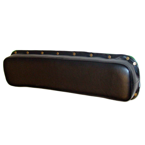 Seat Back Rest Cushion, Black - Bubs Tractor Parts