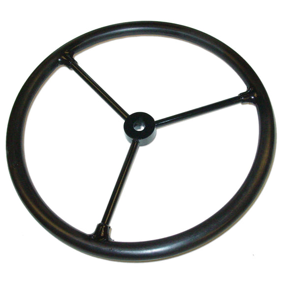 Steering Wheel -- Fits JD M & L, AC B, C, CA & MH Pony -- Also Fits Others! - Bubs Tractor Parts