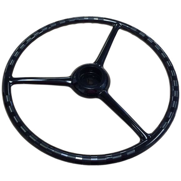 Steering Wheel (Fits JD 320, 330, 420, 430, 435, 440) - Bubs Tractor Parts
