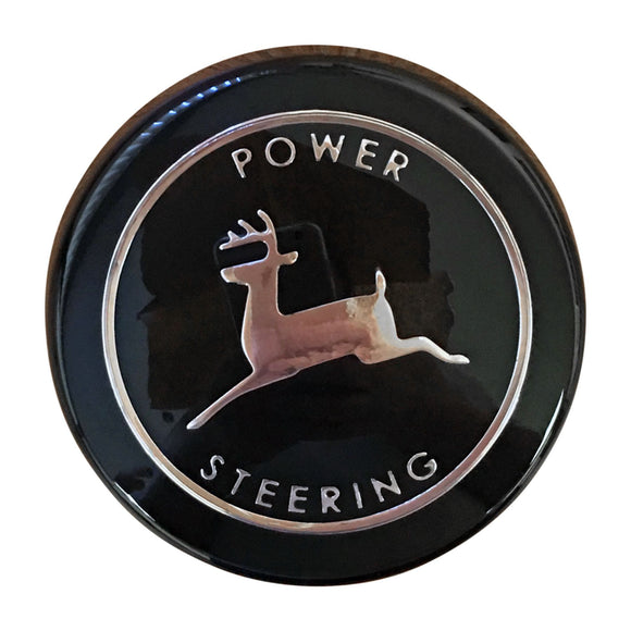 2-Legged Deere Emblem (Power Steering)