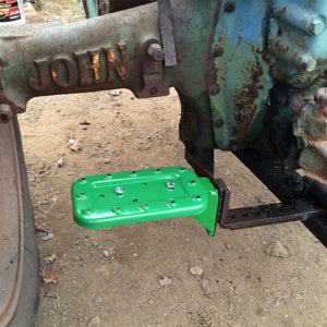Step and Bracket Assembly - Bubs Tractor Parts