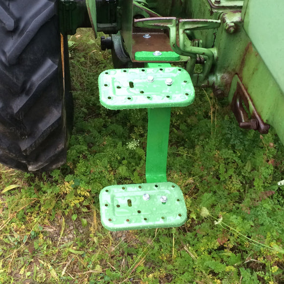 Step and Bracket Assembly (Double Step) - Bubs Tractor Parts