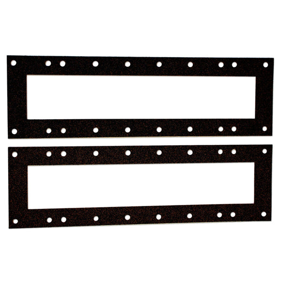 Gasket Pair, For Radiator - Bubs Tractor Parts