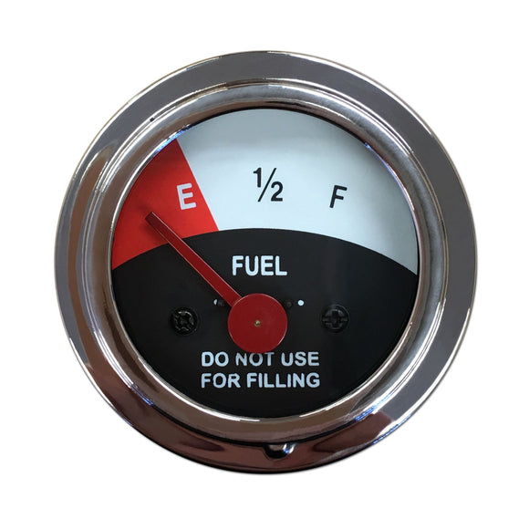 Fuel Gauge (12 Volt positive ground only) - Bubs Tractor Parts