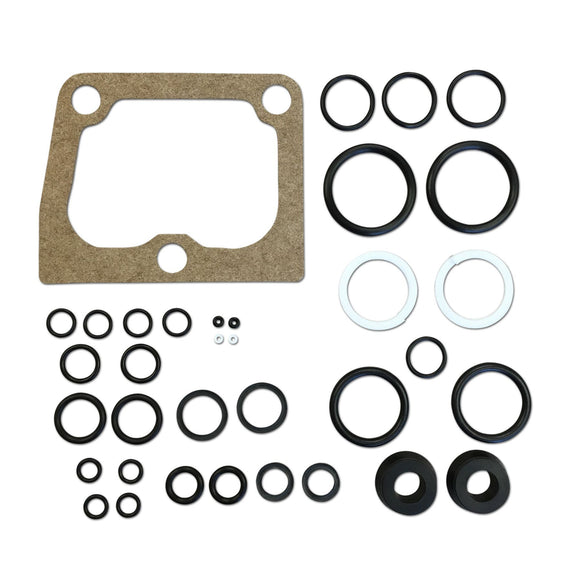 Brake Valve Overhaul O-Ring & Gasket Kit - Bubs Tractor Parts