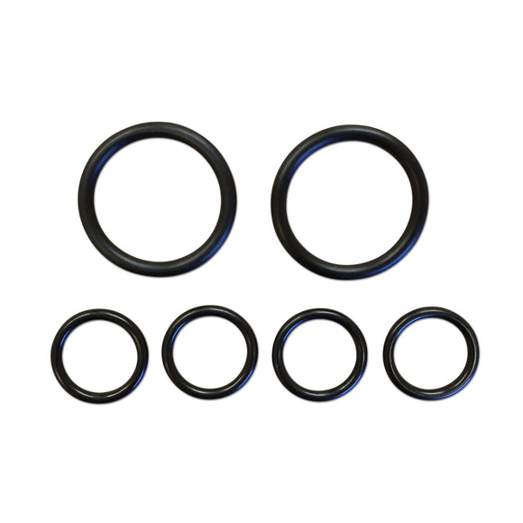 Hydraulic Powr-Trol or Breakaway Coupler O-Ring Kit - Bubs Tractor Parts