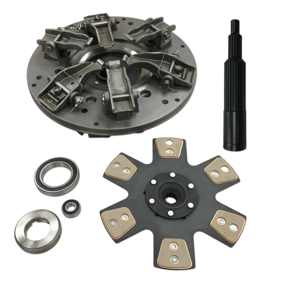 Dual Stage Clutch Kit - Bubs Tractor Parts