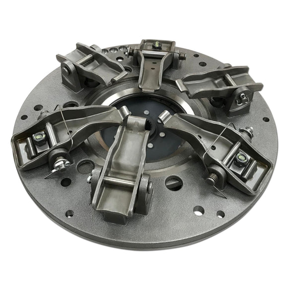 New Dual Stage Pressure Plate