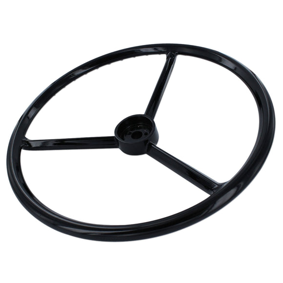 Steering Wheel -- Fits Many JD Models Including 520, 530, 620, 630 - Bubs Tractor Parts