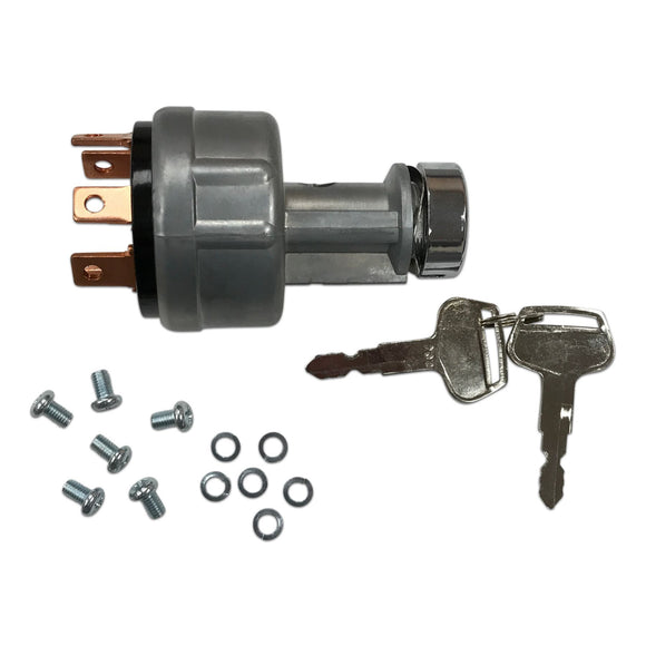 Ignition Key Switch - Bubs Tractor Parts