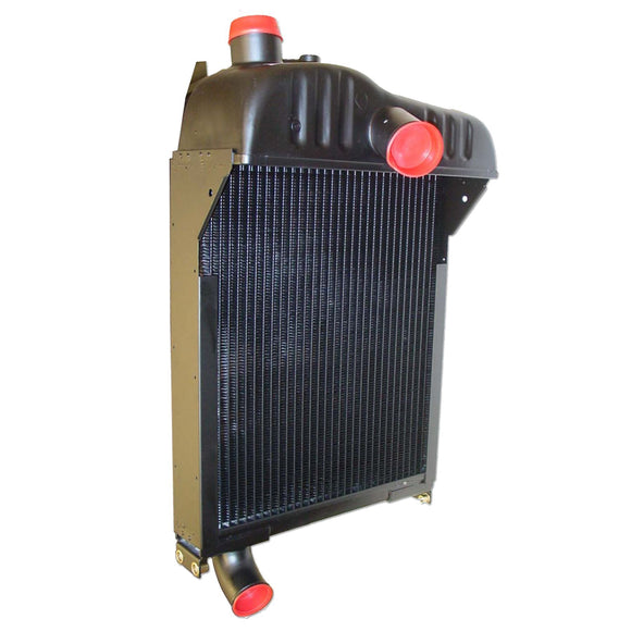 Complete Unpressurized Radiator - Bubs Tractor Parts