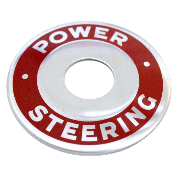 Steering Wheel Plate - Bubs Tractor Parts