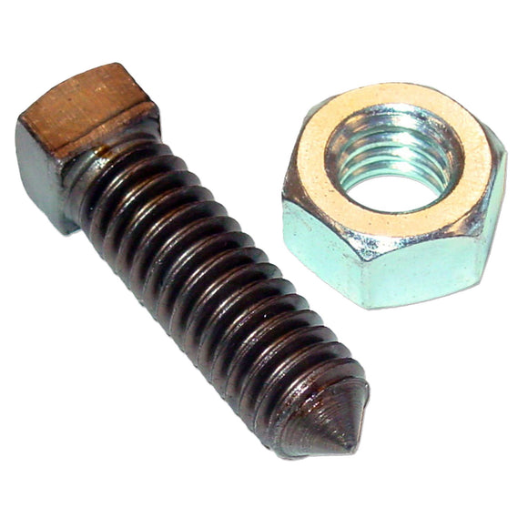 Set Screw & Nut - Bubs Tractor Parts