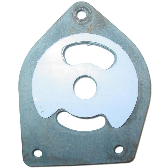 Throttle Speed Control Plate With Linings - Bubs Tractor Parts
