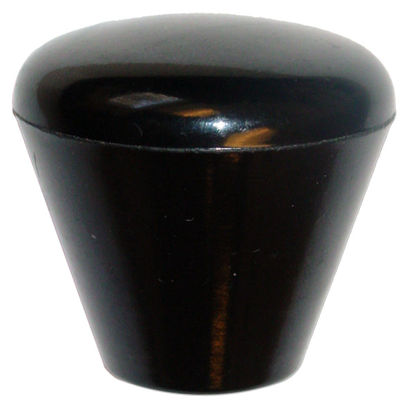 Knob (for throttle or reversor shuttle)