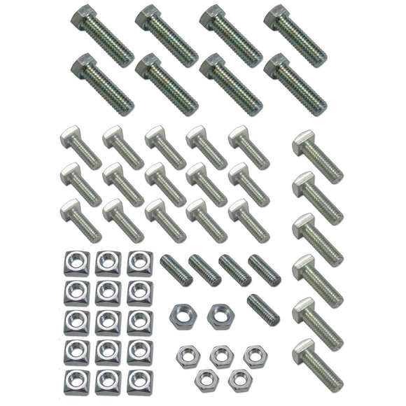 Radiator Core Bolt Kit - Bubs Tractor Parts