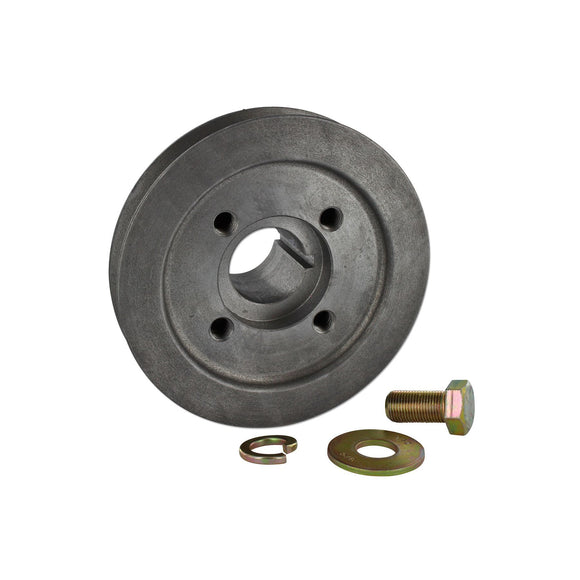 Front Crankshaft Pulley (Ductile iron) - Bubs Tractor Parts
