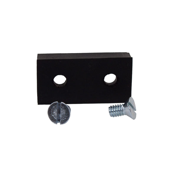 Rubber Seat Bumper - Bubs Tractor Parts