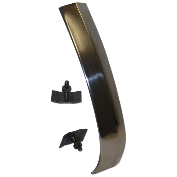 Lower Stainless Grille Chin Trim - Bubs Tractor Parts