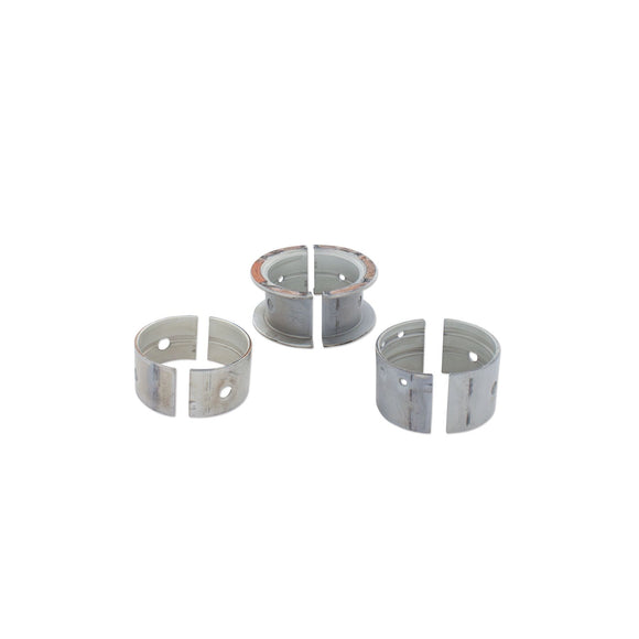 Standard Main Bearing Set (Set Of 3 Includes Center Thrust Bearing) - Bubs Tractor Parts