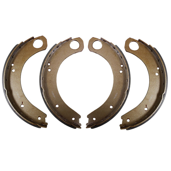 4-Piece Brake Shoe Kit - Bubs Tractor Parts