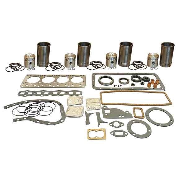 Base Engine Kit - Bubs Tractor Parts