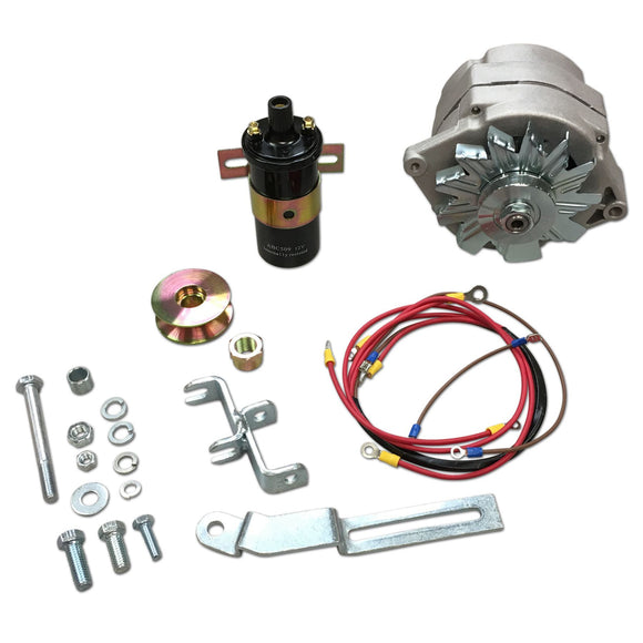 Alternator Conversion Kit - Bubs Tractor Parts