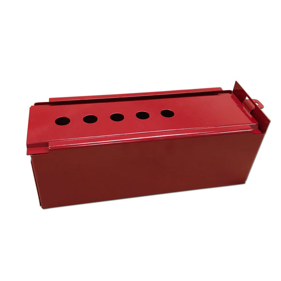 Toolbox With Cover - Bubs Tractor Parts