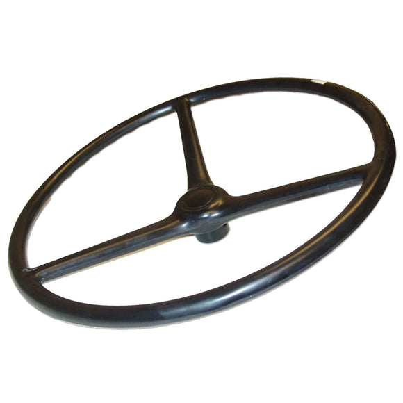 Massey Harris Steering Wheel With Covered Spokes - Bubs Tractor Parts