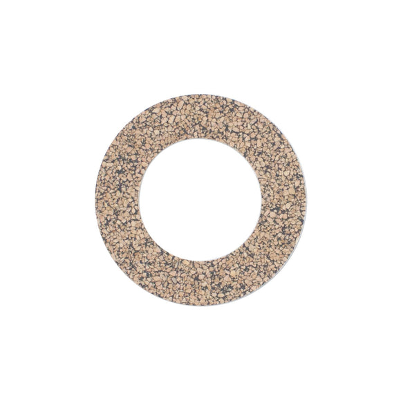 Fuel Cap / Radiator Cap Gasket (Rubberized Cork) - Bubs Tractor Parts