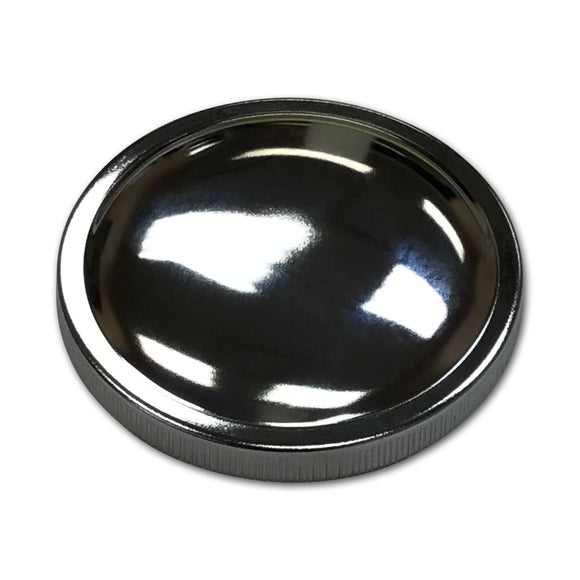 Cap with gasket: Used as a radiator cap or a fuel cap, depending on the model tractor - Bubs Tractor Parts