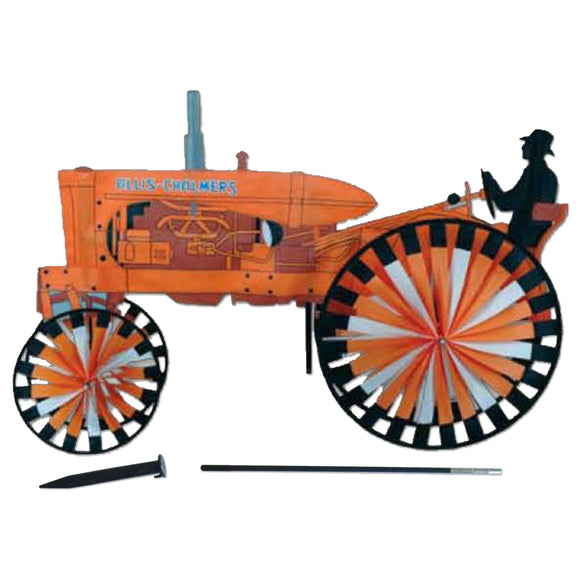 Allis Chalmers Tractor Spinner (Yard Ornament) - Bubs Tractor Parts