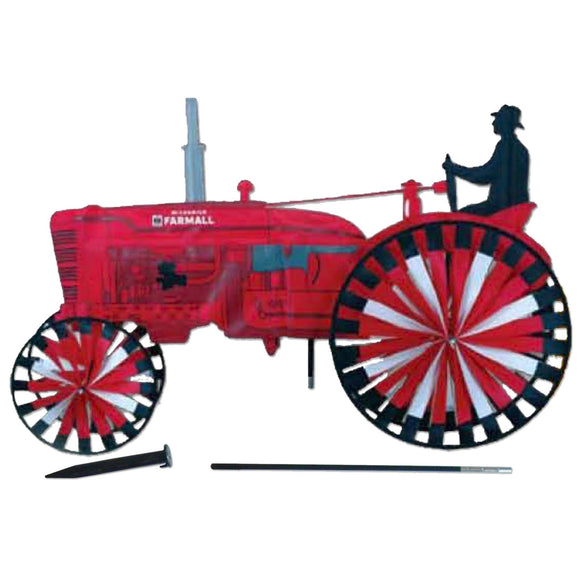 Farmall Tractor Spinner (Yard Ornament) - Bubs Tractor Parts