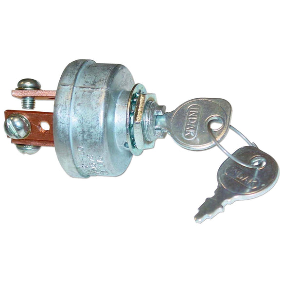 Ignition Switch / Key Switch (OEM) - Bubs Tractor Parts