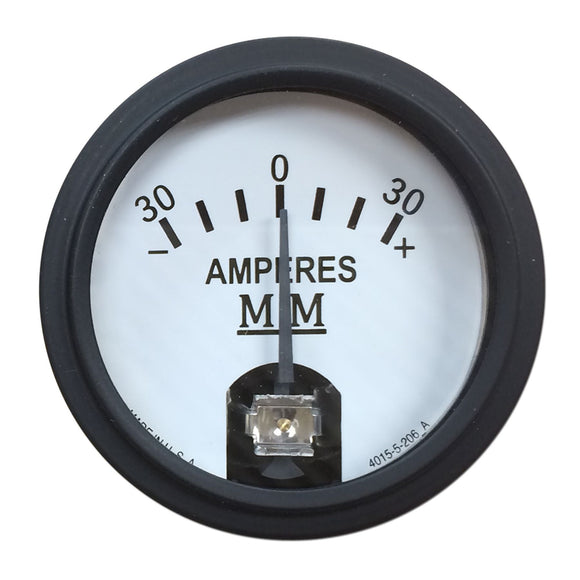 Ammeter Restoration Quality - Bubs Tractor Parts