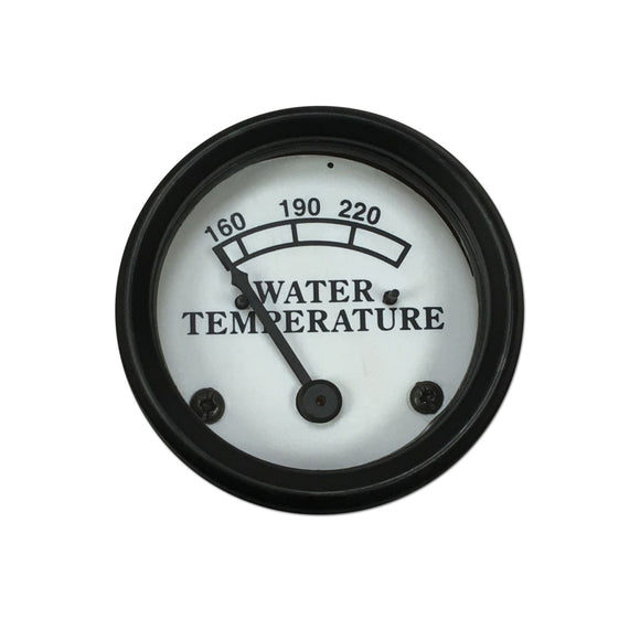 Water Temperature Gauge, 48