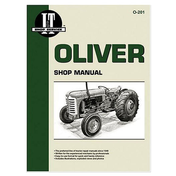 I&T Shop Service Manual - Bubs Tractor Parts