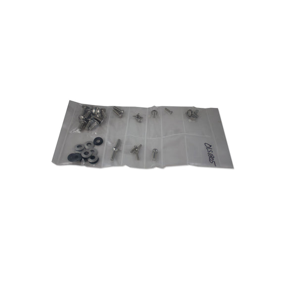 Side Panel And Miscellaneous Stainless Steel Screw Kit - Bubs Tractor Parts