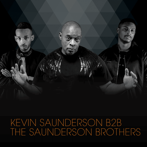 KEVIN SAUNDERSON B2B THE SAUNDERSON BROTHERS