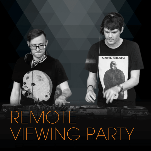 REMOTE VIEWING PARTY