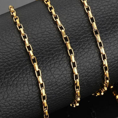 FAMOUS - MINI MULTITASKING CHAIN NECKLACE