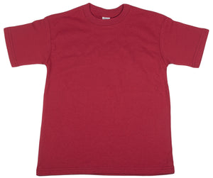 Kids Short Sleeve Heavy Weight T-Shirts (STYLE #107)