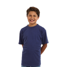 Kids Pigment-Dyed Short Sleeve T-Shirt (Style #113Y)