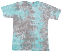 Kids Tie-Dye Short Sleeve T-Shirt (Style # 117)