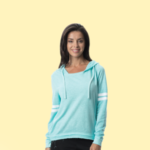 Ladies Burnout Hoodie | Fleece Hoodie (Style #328)