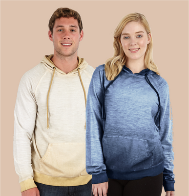 Adult Unisex Ombre Hoodie (Style #329)